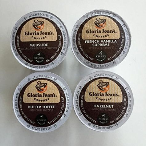 Gloria Jean's Coffee k-cup Variety Pack 40 Count