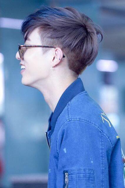 Korean Hairstyle For Boys Korean Hairstyle Boy Hairstyles Korean Men Hairstyle