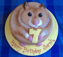 This May Be The Winning Hamster Cake Carly Pinterest Cake - Hamster birthday cake