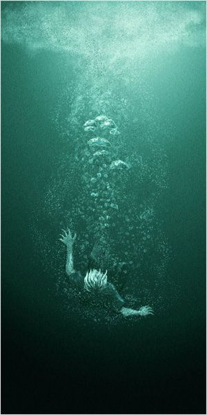 I feel like I'm drowning. I feel like the world is slowly crumbling down. I guess you can say this is my cry for help. But what is help, when no one is willing to dive in and save you from slipping in to the depths of the sea. {nl}