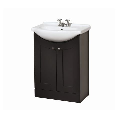 Downstairs Bath Cabinet Lowes Shop Style Selections Euro Style