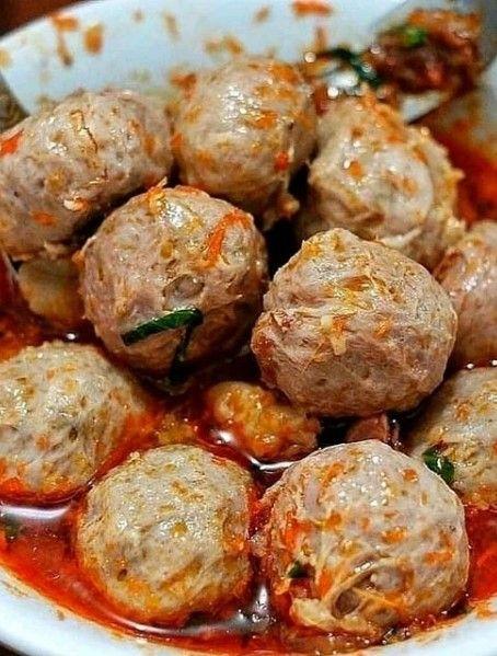 Bakso Mercon Resep Masakan Masakan Resep