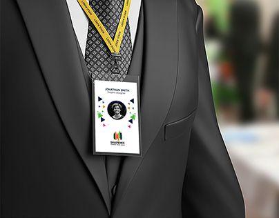 Business ID Card Template Id Card Design Pinterest Card - id card template
