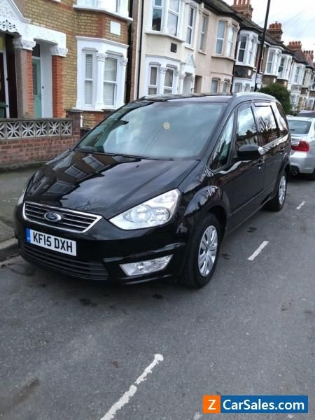 2015 Ford Galaxy 2 0 Tdci 140 Zetec 5dr Automatic Powershift 5 Door Mpv Ford Galaxy Forsale Unitedkingdom