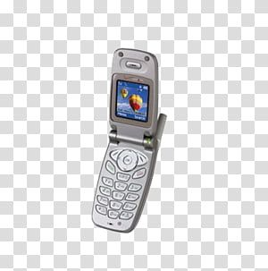 Aesthetic Grunge Turned On Grey Flip Phone Transparent Background Png Clipart Flip Phones Diamond Illustration Overlays Transparent
