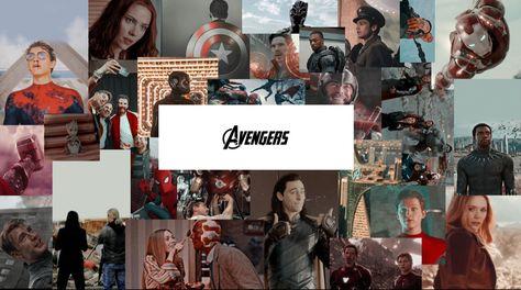 Marvel laptop wallpaper aesthetic