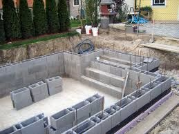 Výsledek Obrázku Pro Pool Selber Bauen Beton Bazeny Pinterest Equipment Backyard And Swimming Pools