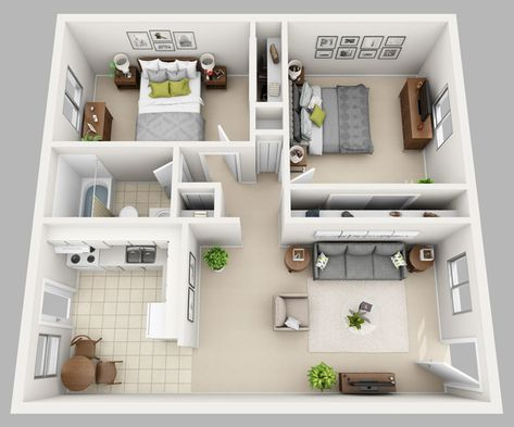 Cottage Layout Stoep By Lounge And Kitchen Casa De Arquitetura
