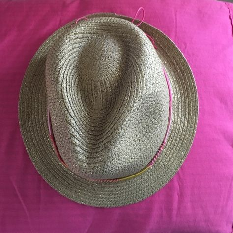 Lilly for Target Fedora Never worn Lilly for Target hat Lilly Pulitzer for  Target Accessories Hats f5bf550483f