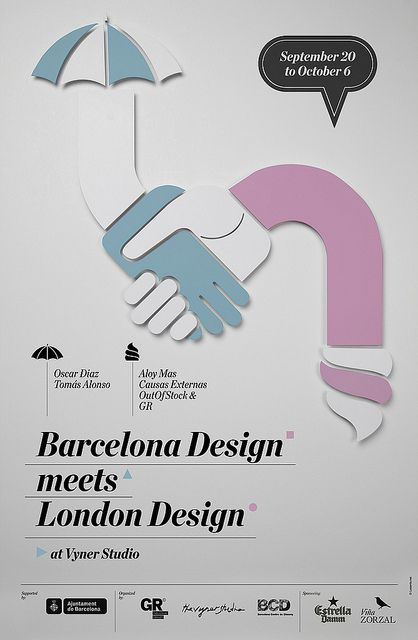 London Exhibition (Print, Exhibitions) by Lo Siento Studio, Barcelona