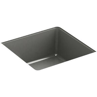 Kohler Verticyl Ceramic Square Undermount Bathroom Sink With