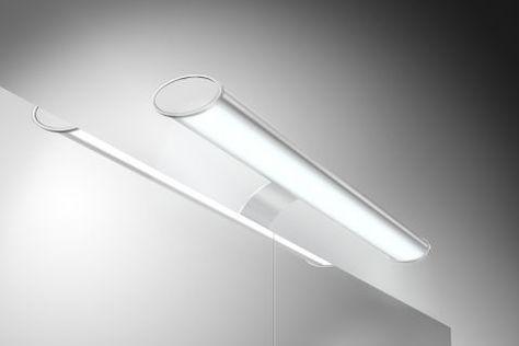 Badezimmer Spiegelschrank Beleuchtung Set Lampe 45 cm mit