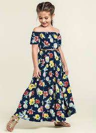 5c357c638 Vestido Longo Infantil Azul Malwee Kids - Posthaus