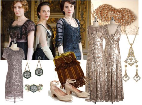 Simply June: Downton Abbey Extras
