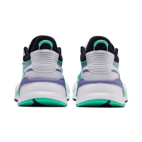 PUMA x Mtv Rs-x Tracks Pastel 1 Trainers in White/Sweet Lavender size 10.5