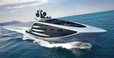 Imāra The Worlds Largest Yacht Design Concept - Giga yacht takes luxury oil tanker sized extreme