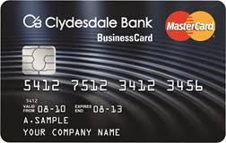 Clydesdale Credit Card With Images Credit Card Help Business
