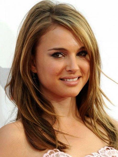 Weibliche Frisuren Mittellang Besten Haare Ideen Haarschnitt Schulterlange Haarschnitte Madchen Haarschnitt