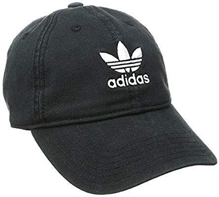 fd5b156734df1 Amazon.com: adidas Women's Originals Relaxed Fit Cap, One Size ...