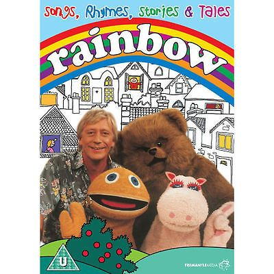 #Rainbow songs, rhymes, #stories and #tales - childrens music & zippy! **new dvd*,  View more on the LINK: 	http://www.zeppy.io/product/gb/2/230981934498/