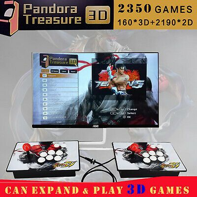 pandora 3d