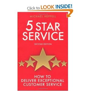 Five Star Service How To Deliver Exceptional Customer Service Prentice Hall Business Prentice Customer Service Five Star