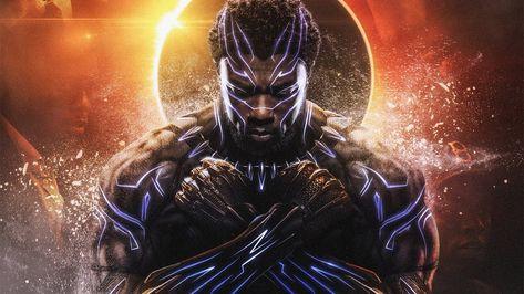 Black Panther Theme | EPIC EMOTIONAL VERSION (Chadwick Boseman Tribute)