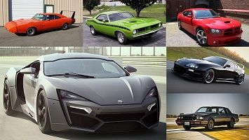 Vin Diesel Car Collection In Real Life - CARCROT