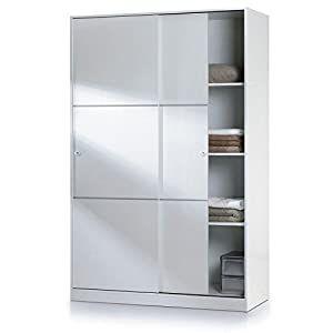 Mejores Armario Blanco Carrefour Para Comprar Online 2020 En 2020 Armario Puertas Correderas Armario Corredizo Armarios Ikea
