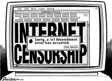 Bildergebnis für usa web censorship