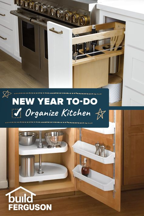 Looking for a home improvement project to make everyday tasks easier? Add storage and organization helpers to your most challenging spaces. Tackle one area at at time. You'll be hooked!