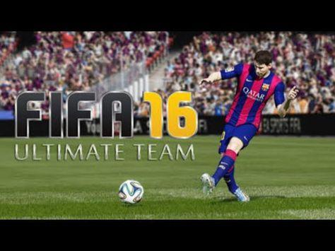 Fifa 16 Ultimate Team Fifa Jogos De Futebol Fifa 14