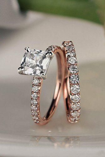 42 Wedding Ring Sets That Make The Perfect Pair Engagement Ring