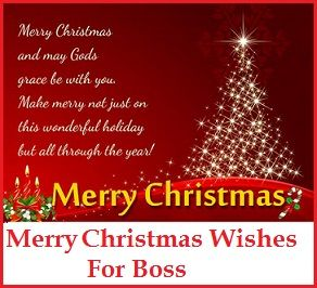 Christmas Thank You Messages Merry Christmas Wishes For Boss Merry Christmas Wishes Christmas Wishes Greetings Christmas Wishes