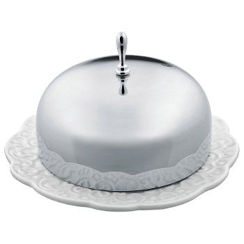 Dressed Butter Dish Alessi Butter Dish Gus Modern