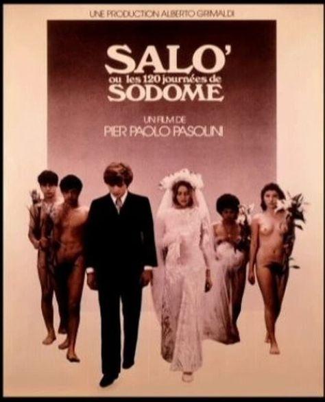 Salo Ou Les 120 Journées : journées, GUILTY, PLEASURES, SALO., Ideas, Salo,, Guilty, Pleasures,, Horror