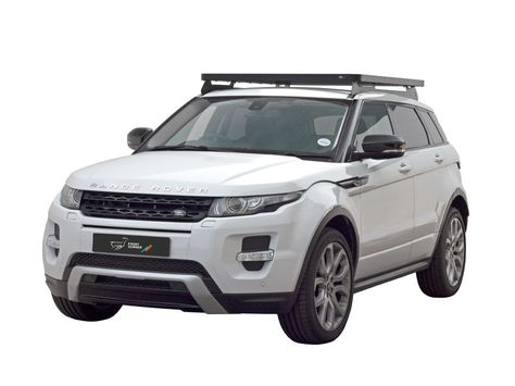 4Pcs Fit for Land Rover Range Rover Evoque 2016-2018 Kayak Carrier Roof Rack Canoe Boat Surf Ski Board Roof Top Mounted on Most Crossbar With Straps Black