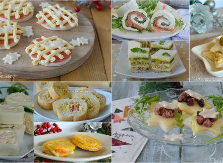 10 Antipasti Di Natale.Antipasti Di Natale 10 Ricette Con Le Tartine Ricette Da Provare