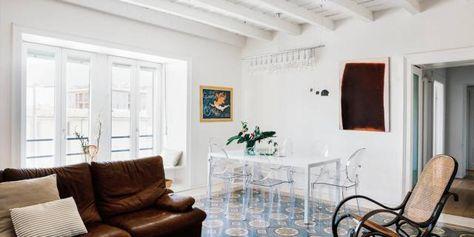Consigli per illuminare una mansarda con travi di legno a vista. Recupero Dei Pavimenti Nella Casa Con Travi A Vista Idee Per Decorare La Casa Arredamento Appartamento Moderno