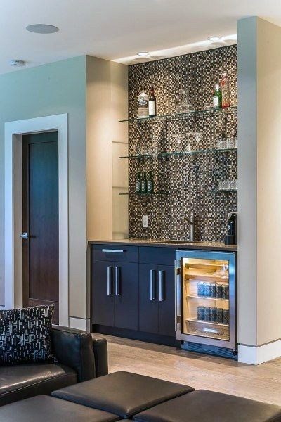 Top 70 Best Home Wet Bar Ideas Cool Entertaining Space Designs Living Room Bar Home Wet Bar Bars For Home