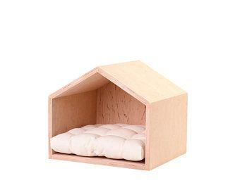 Modern Dog House Indoor Wooden Dog House Dog Kennel Dog Bed Dog