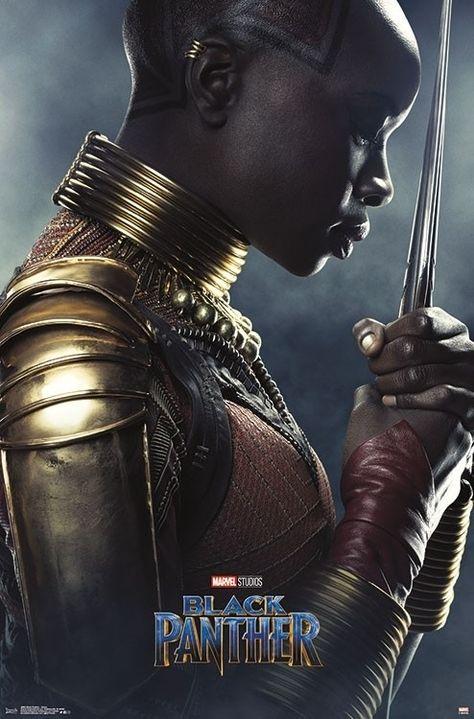 Black Panther - Okoye Poster Print (22 x 34)