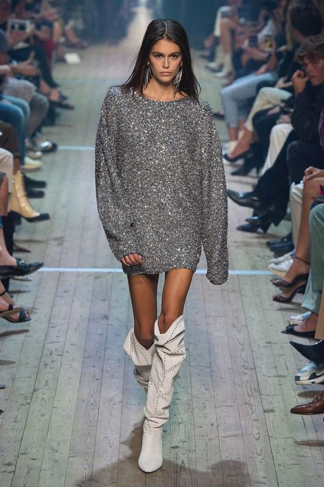 Isabel Marant Parigi - Spring Summer 2019 Ready-To-Wear - Shows - Vogue.