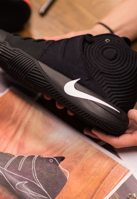 purchase cheap 29f86 48b2e Nike Kyrie 2 Samples  Sole Collector
