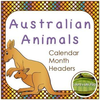 Emu Calendar.Pinterest