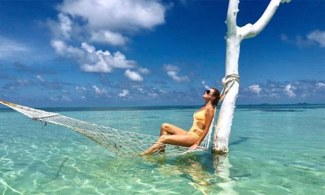 Romantic honeymoon resorts in the Maldives loved by Amanda