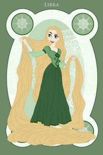 Princess Zodiacs - Libra
