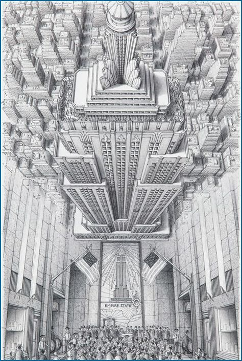 Stephen Biesty - Illustrator - Inside-out Views_Empire State Building  The Effective Pictures We Offer You About New York City winter   A quality picture can tell you many things. You can find the most beautiful... #biesty #Brooklyn bridge #Building #Central park #Chrysler building #empire #Empire state #Empire state building #Greenwich village #illustrator #inside #Insideout #Lower manhattan #Manhattan #Rockefeller center #state #Statue of liberty #stephen #Times square #views #ViewsEmpire