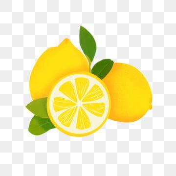 White Summer Lemon Fruit Promotion Background Material Musim Panas Minuman Resep Minuman