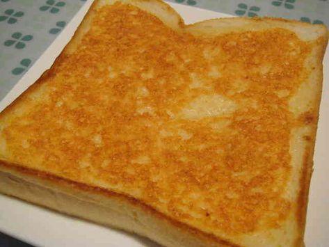 シズラー チーズ トースト